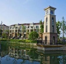 苏州金鸡湖花园别墅