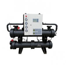 双机头热泵冷水机组