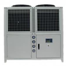 风冷涡旋式冷热水机组