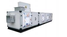 双冷高效热泵型地下工程专用除湿空调机组ZCK110-  200FZR